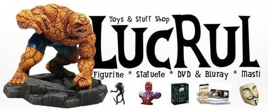 Lucrul.com - Lucruri de colectie: figurine, statuete, machete, masti