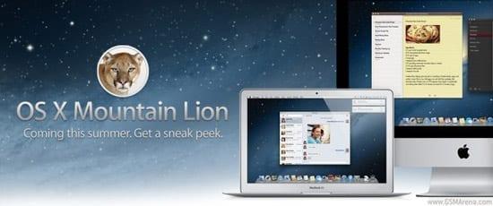 Apple OS X Mountain Lion (10.8)