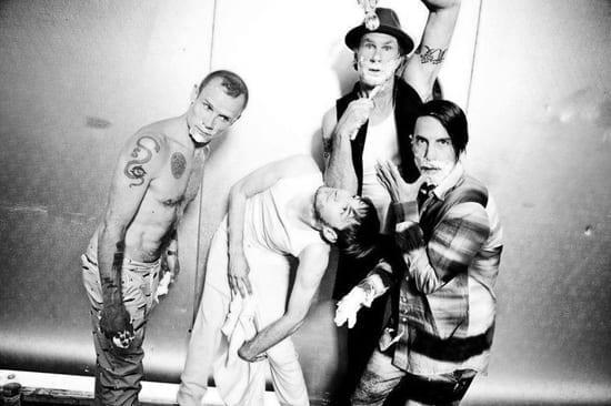 Suplimentare de 500 de bilete la Red Hot Chili Peppers pentru Gold Circle