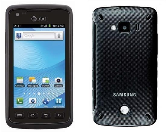Samsung Rugby Smart - atat de rezistente ar trebui sa fie toate smartphone-urile