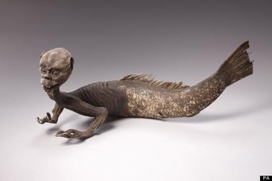 Sirenele mumificate