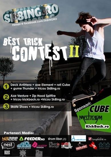 Best Trick Contest 2