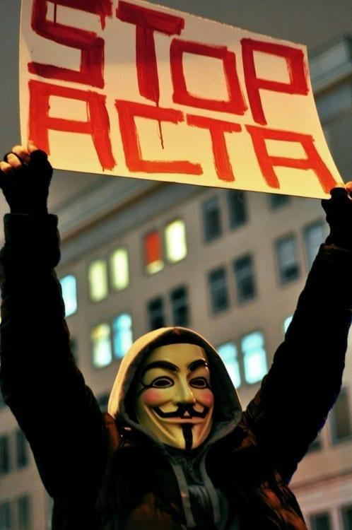 Lista protestelor anti-ACTA organizate in Romania pe 11 februarie 2012
