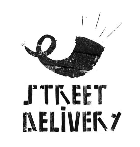 Street Delivery - logo nou