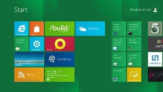 Windows 8 Consumer Preview urmeaza a fi lansat pe 29 februarie