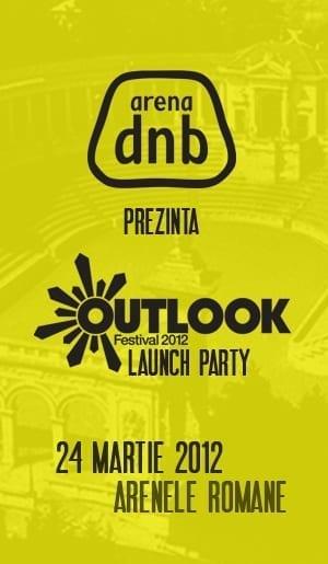 Outlook Festival Launch Party: Jenna G + Sukh Knight + Phaeleh @ Arenele Romane