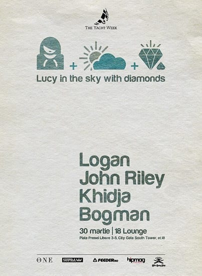 Lucy in the Sky with Diamonds @ Tralala