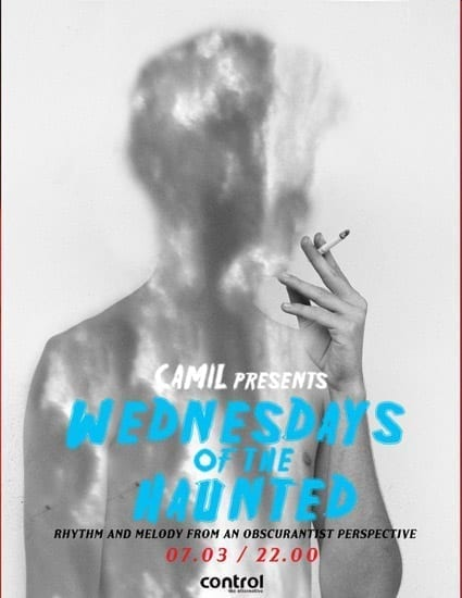 Wednesday of the Haunted @ Control
