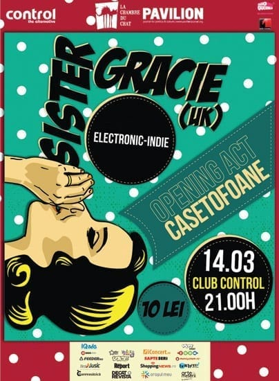 Sister Gracie (UK) / Casetofoane @ Control