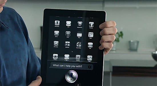 iPad 3 - Exclusive Preview feat. SIRI