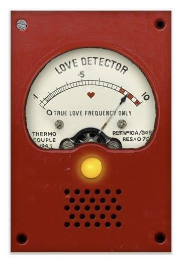 """Aplicatia pt Iphone """"Love detector"""" dezvoltata de un roman"""