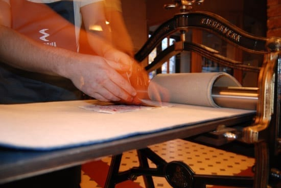 Workshop Tipografie cu Razvan Supuran - in fiecare Miercuri la Energiea