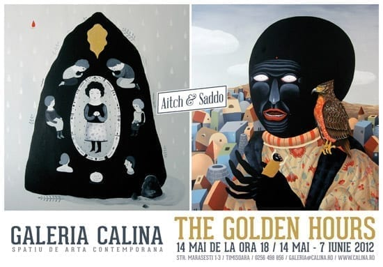 The Golden Hours @ Galeria Calina