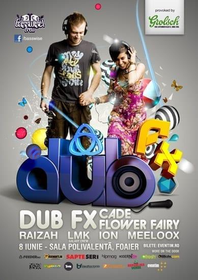 DUB FX live @ Sala Polivalenta