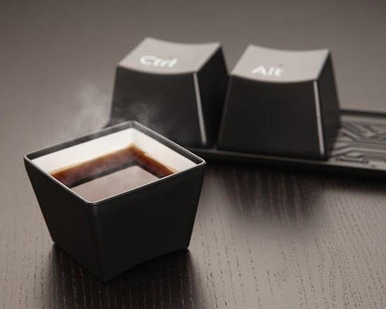 Set de castroane de supa CTRL-ALT-DELETE