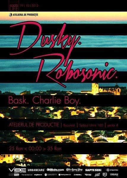 Dusky si Robosonic