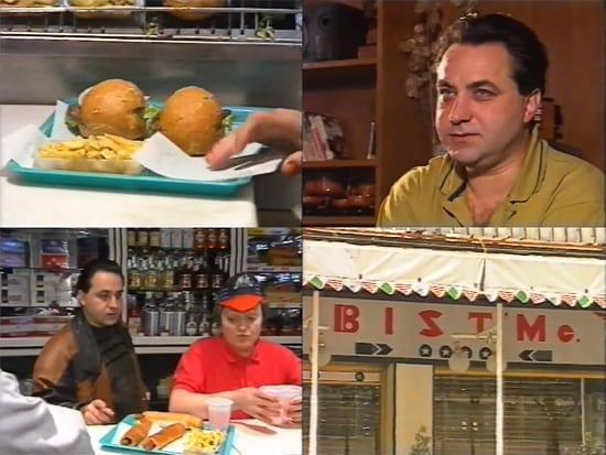 Despre primul hamburger din Bucuresti si primul fast food romanesc