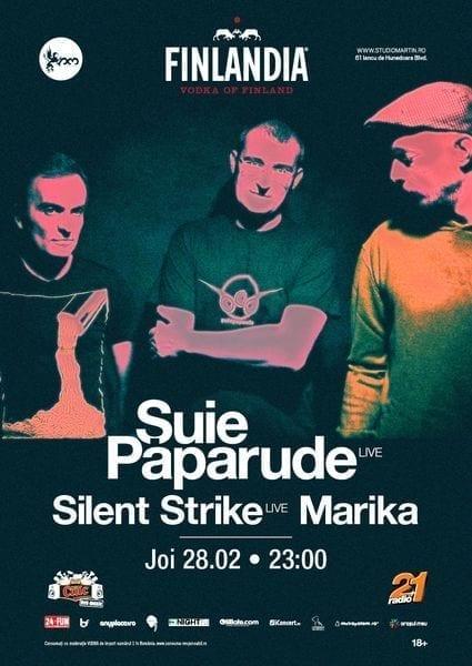 Şuie Paparude, Silent Strike, Marika