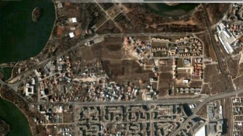 Google Earth îţi arată cum se schimbă oraşul