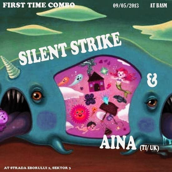 First Time Combo: Silent Strike, Aina (UK)