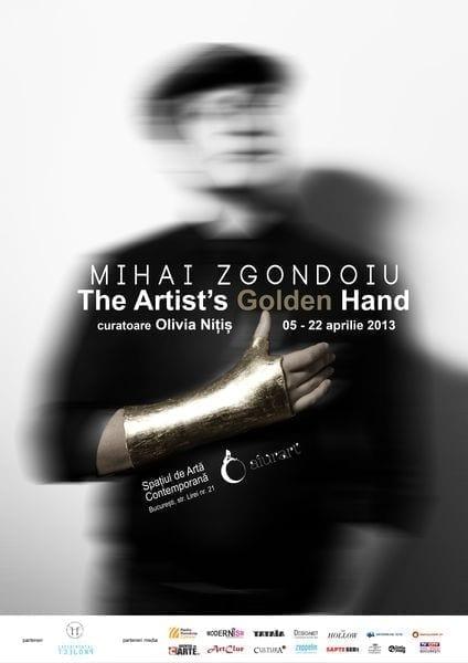Mihai Zgondoiu - Mâna de aur a artistului