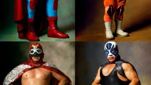 Luchadores de Mark Laita