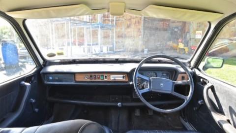 Dacia Denem – 1310 cu volanul pe dreapta