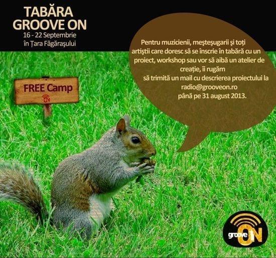 Tabara GrooveON