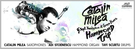 Catalin Milea - Hammond Trip