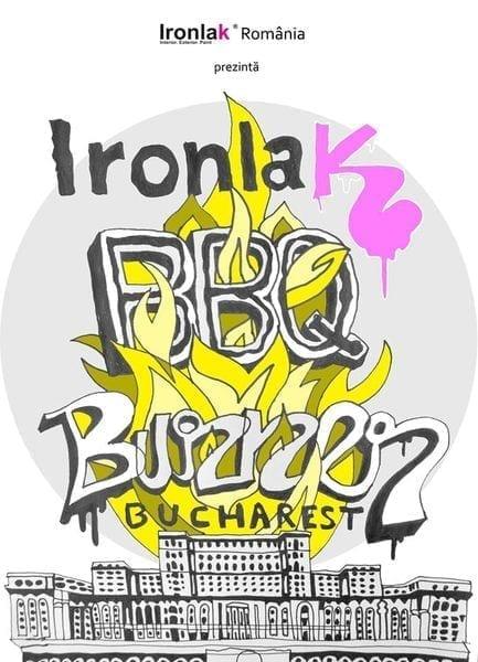 Ironlak BBQ Burner Bucharest