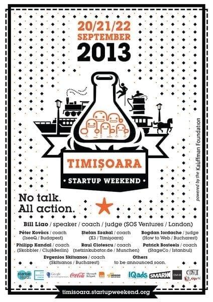 Start-up weekend Timisoara