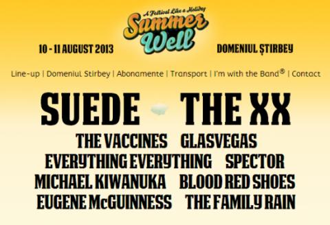 Summerwell 2013
