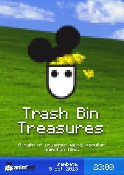 The Night of the Trashbin Treasures