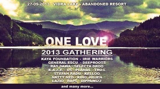 One Love Gathering 2013