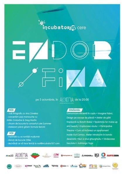 incubator 107: Endorfina