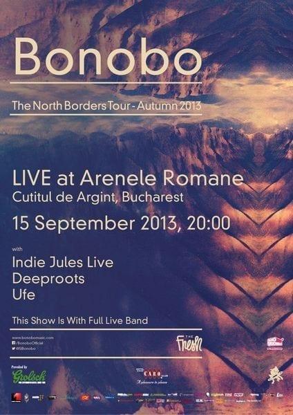 Bonobo full live band
