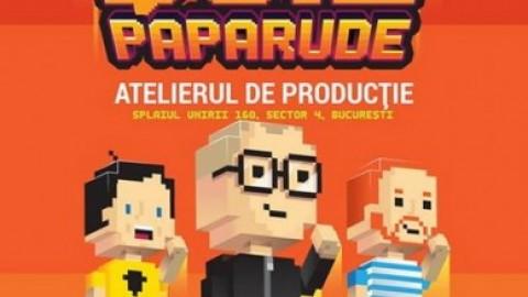 Șuie Paparude Live @ Atelierul de Producție, București