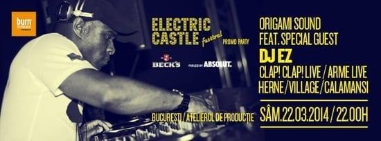 concurs feeder - DJ EZ @ Atelierul de Producție
