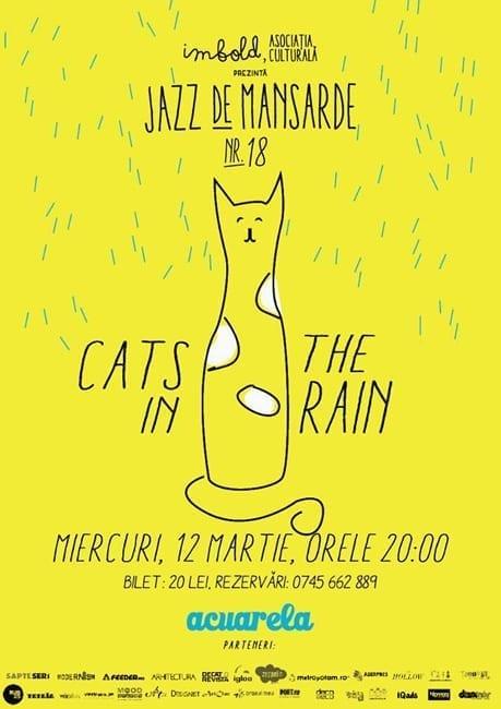Jazz de Mansarde 18 @ Acuarela