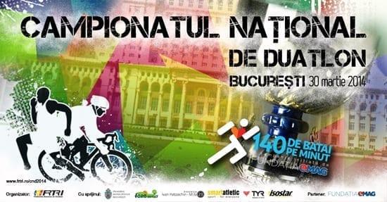 Campionatul Național de Duatlon @ București