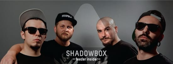 feeder insider w/Shadowbox