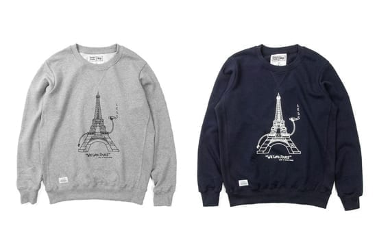 """Ghica Popa x Less Taiwan """"We love Paris"""""""