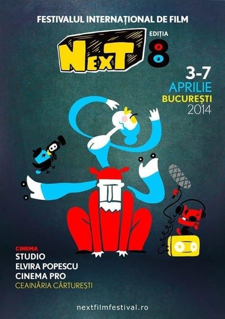 Festivalul Internaţional de Film NexT 8 - Warm Up @ Club Control