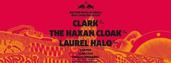 RBMA Bass Camp - Clark, The Haxan Cloak, Laurel Halo @ Control