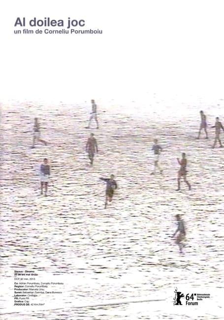 Al Doilea Joc (The Second Game) Regia: Corneliu Porumboiu.
