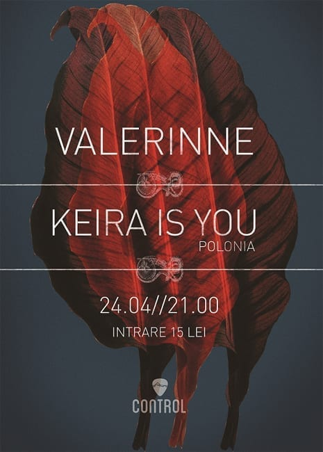 Valerinne, Keira Is You (PL) @ Control