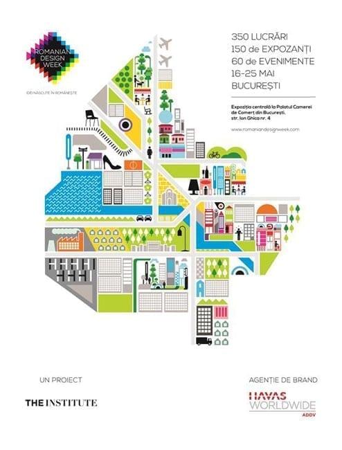 Romanian Design Week 2014 anunță designerii din expoziția centrală