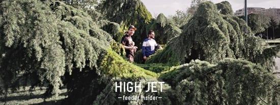 feeder insider w/ High Jet