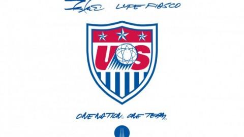 Lupe Fiasco x Futura – FIFA 2014