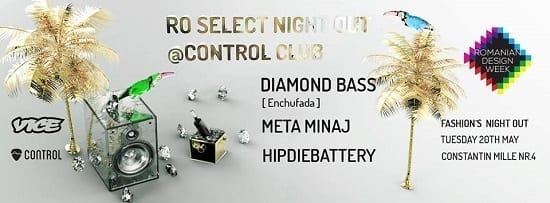 Ro Select Night Out @ Control Club